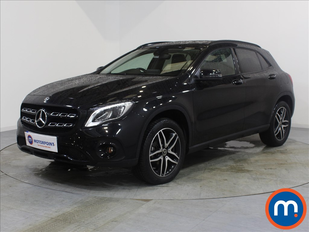 Mercedes-Benz Gla Class Urban Edition - Stock Number 1073724 Passenger side front corner