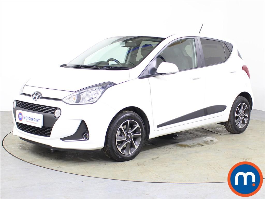 Hyundai I10 Premium - Stock Number 1074909 Passenger side front corner