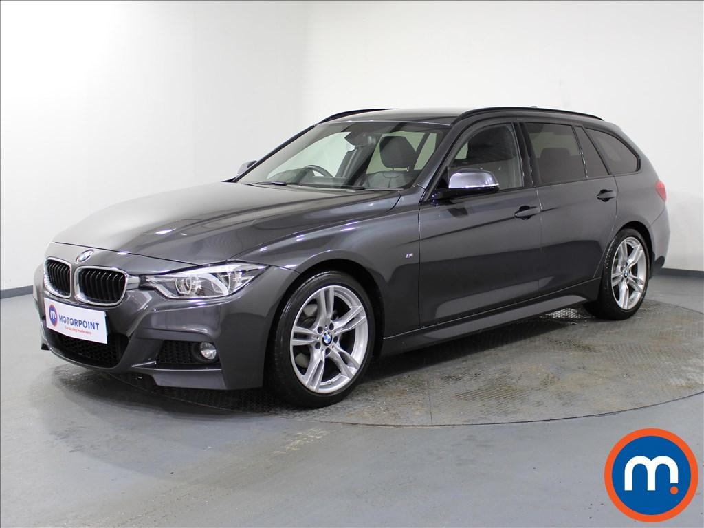 BMW 3 Series M Sport - Stock Number 1075365 Passenger side front corner