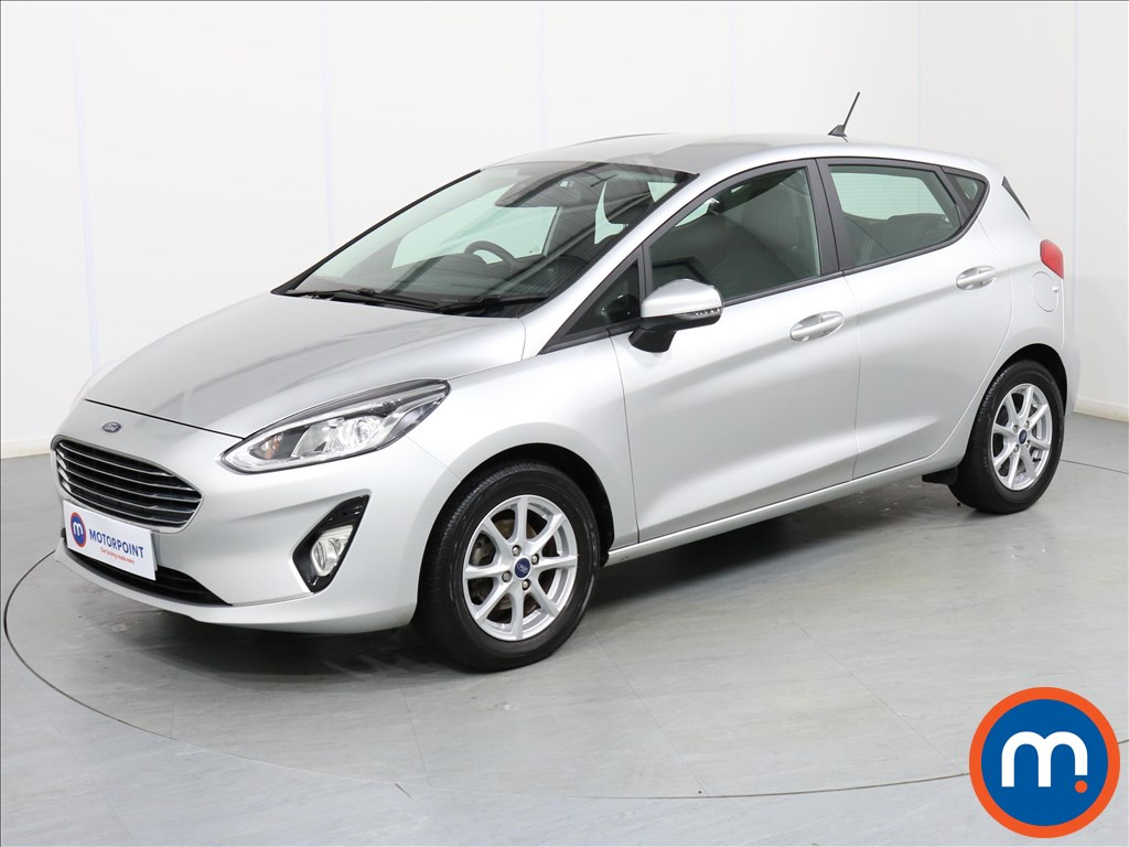 Ford Fiesta Zetec - Stock Number 1071069 Passenger side front corner