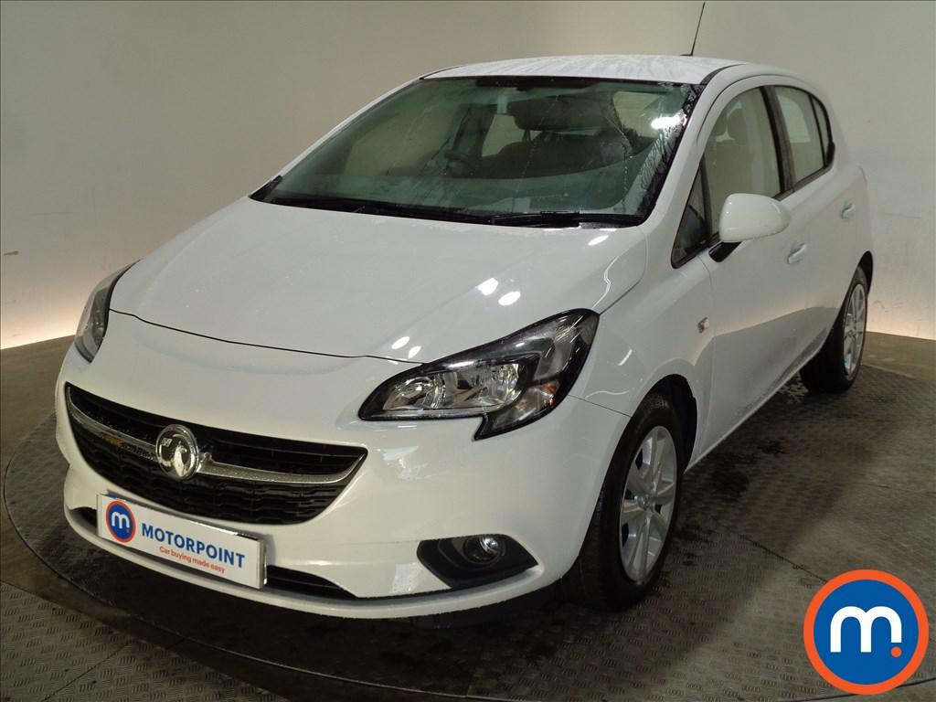 Vauxhall Corsa Design - Stock Number 1073826 Passenger side front corner