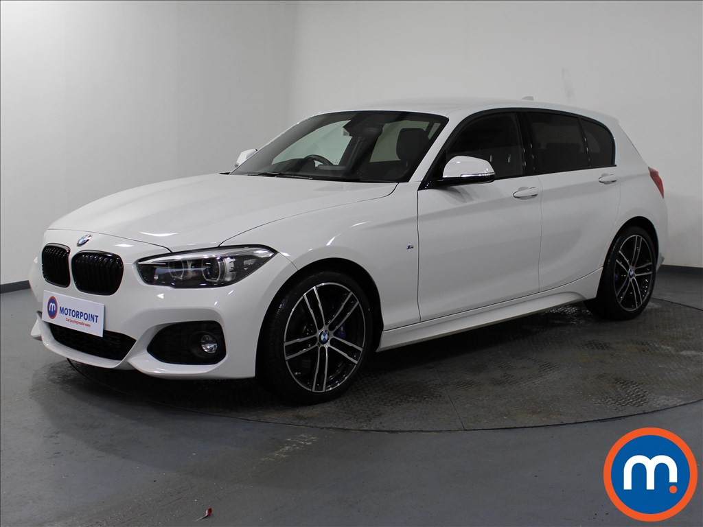 BMW 1 Series M Sport Shadow Edition - Stock Number 1075107 Passenger side front corner