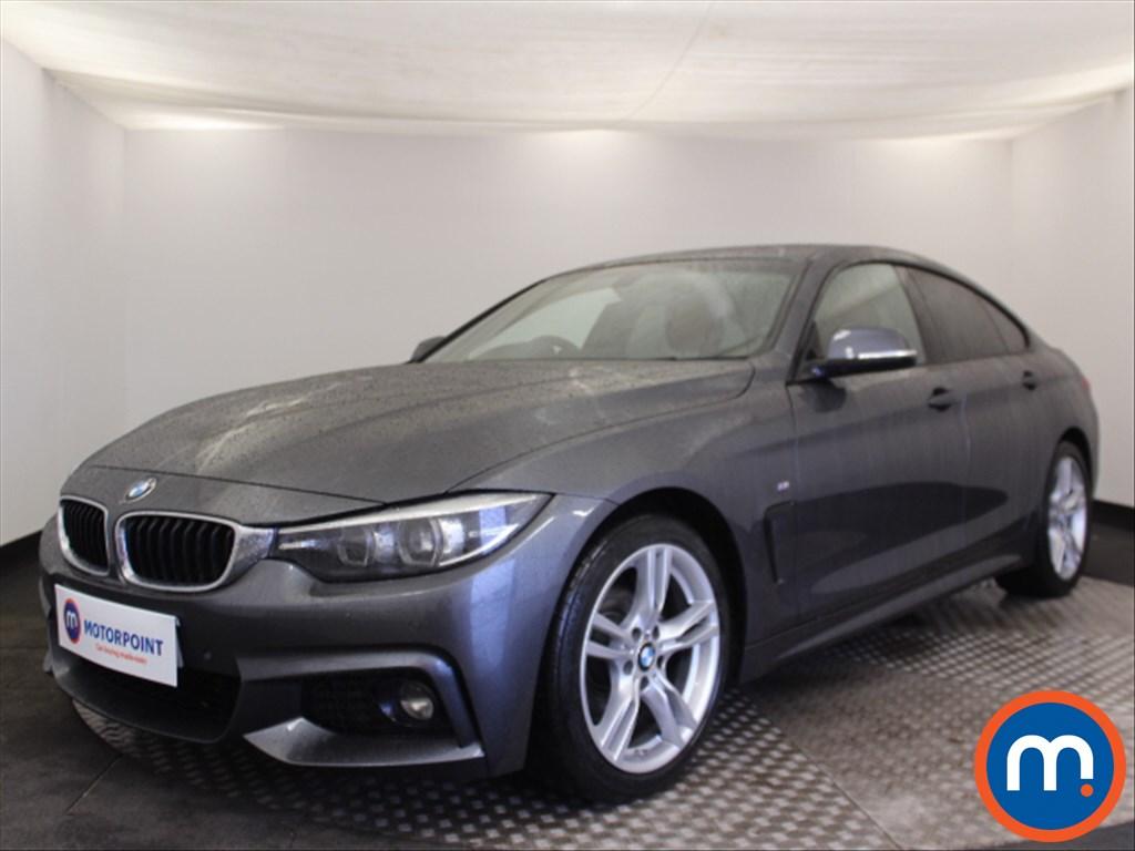 BMW 4 Series M Sport - Stock Number 1074422 Passenger side front corner
