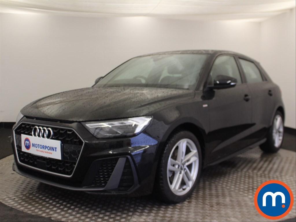 Audi A1 S Line - Stock Number 1073689 Passenger side front corner