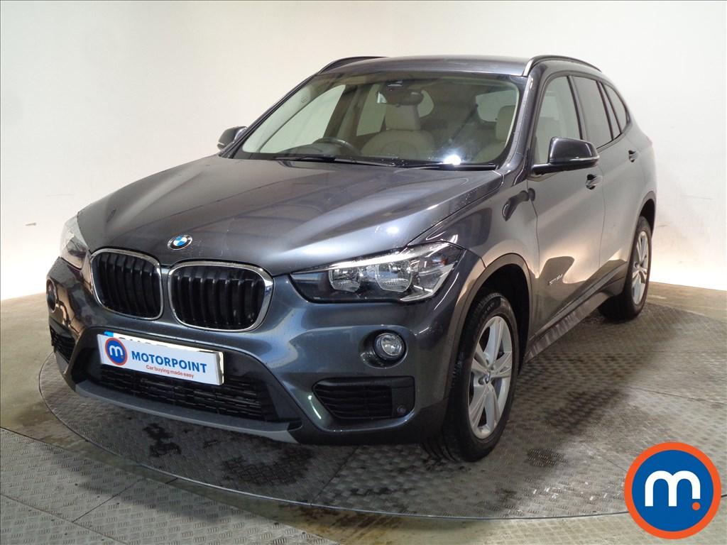 BMW X1 SE - Stock Number 1075346 Passenger side front corner