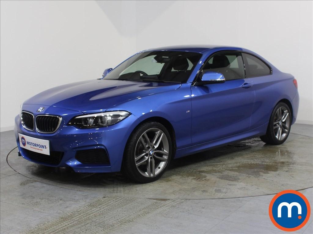 BMW 2 Series M Sport - Stock Number 1075400 Passenger side front corner
