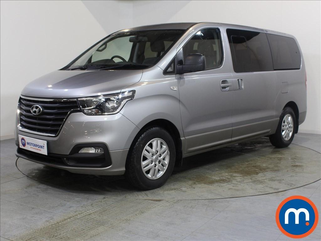 Hyundai I800 SE Nav - Stock Number 1070710 Passenger side front corner