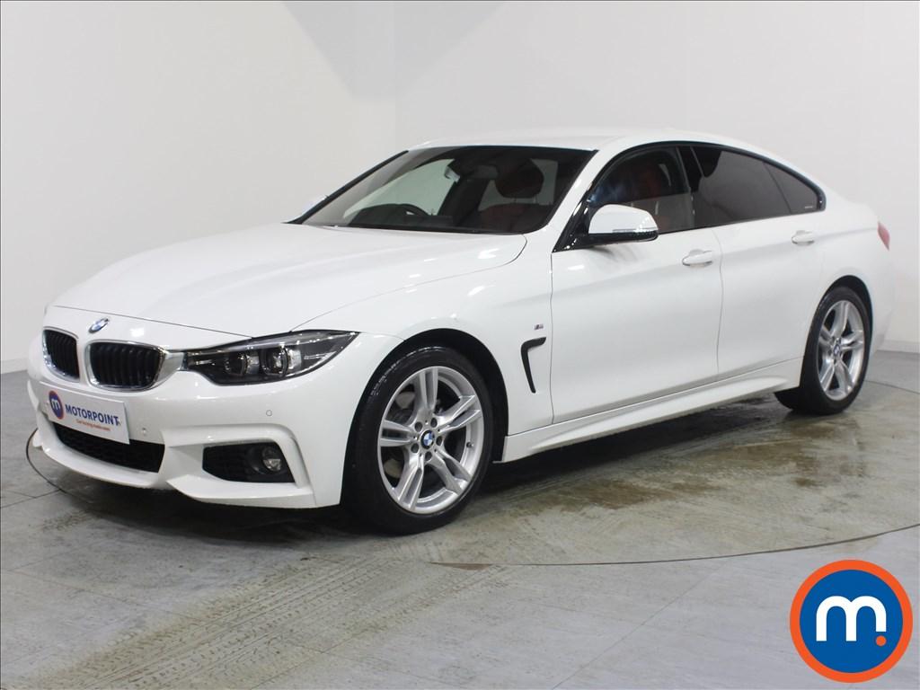 BMW 4 Series M Sport - Stock Number 1074402 Passenger side front corner