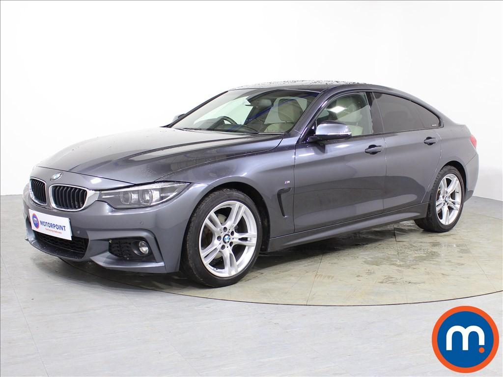 BMW 4 Series M Sport - Stock Number 1074414 Passenger side front corner