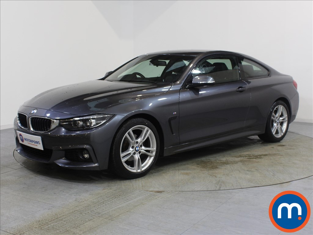 BMW 4 Series M Sport - Stock Number 1072025 Passenger side front corner