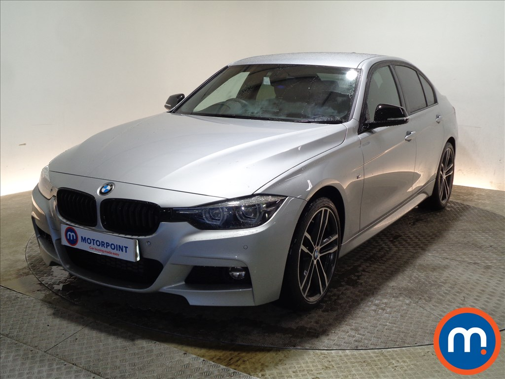 BMW 3 Series M Sport Shadow Edition - Stock Number 1072056 Passenger side front corner