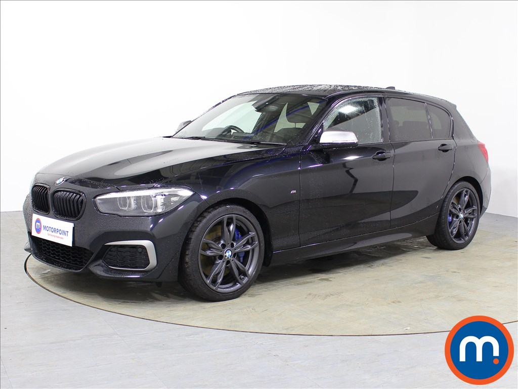 BMW 1 Series M140i Shadow Edition - Stock Number 1075344 Passenger side front corner