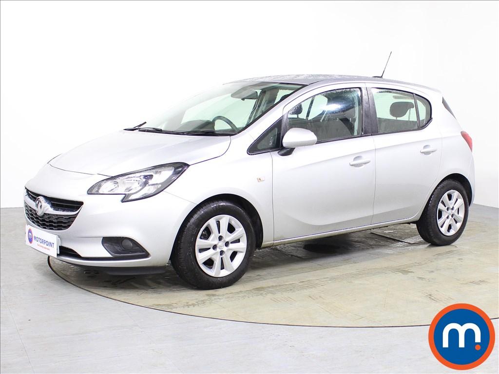 Vauxhall Corsa Design - Stock Number 1074573 Passenger side front corner