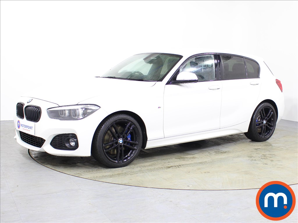 BMW 1 Series M Sport Shadow Edition - Stock Number 1067216 Passenger side front corner