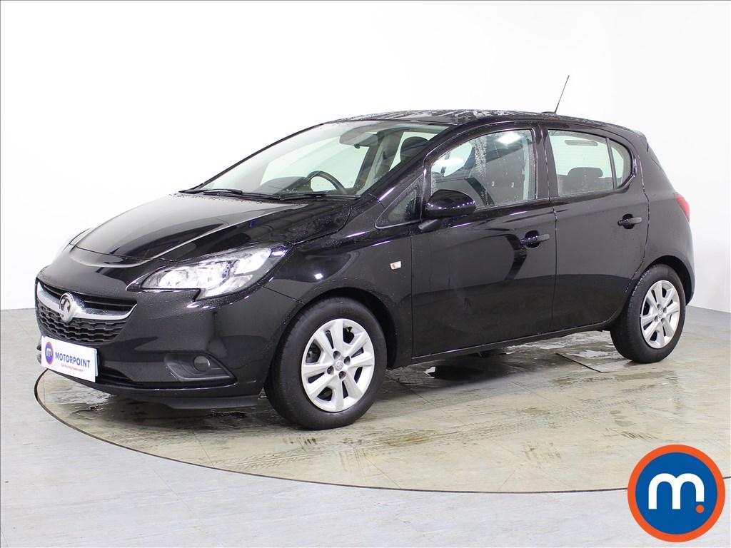 Vauxhall Corsa Design - Stock Number 1074561 Passenger side front corner