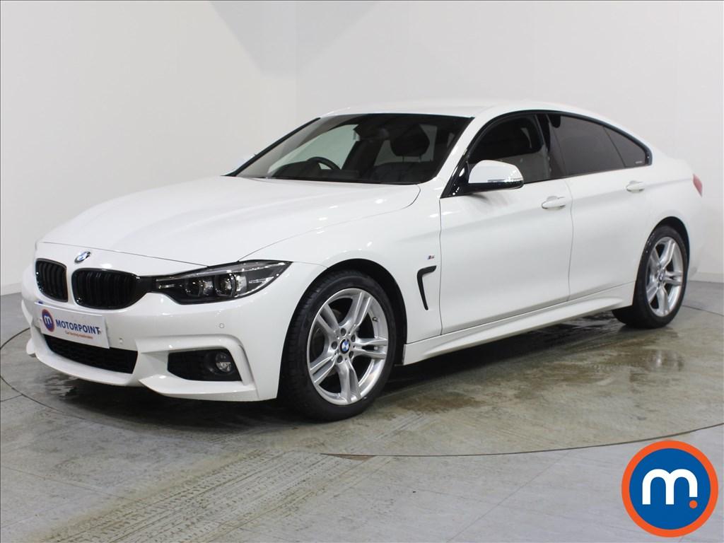 BMW 4 Series M Sport - Stock Number 1074315 Passenger side front corner