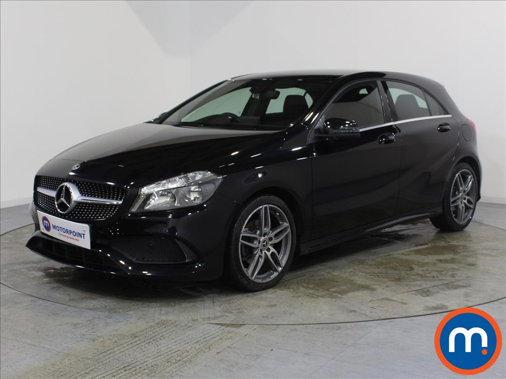 Mercedes-Benz A Class AMG Line - Stock Number 1076730 Passenger side front corner