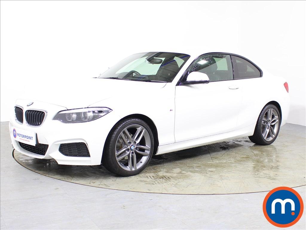 BMW 2 Series M Sport - Stock Number 1075398 Passenger side front corner