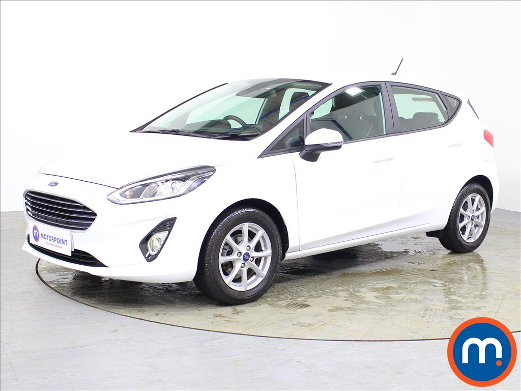 Ford Fiesta Zetec - Stock Number 1075070 Passenger side front corner