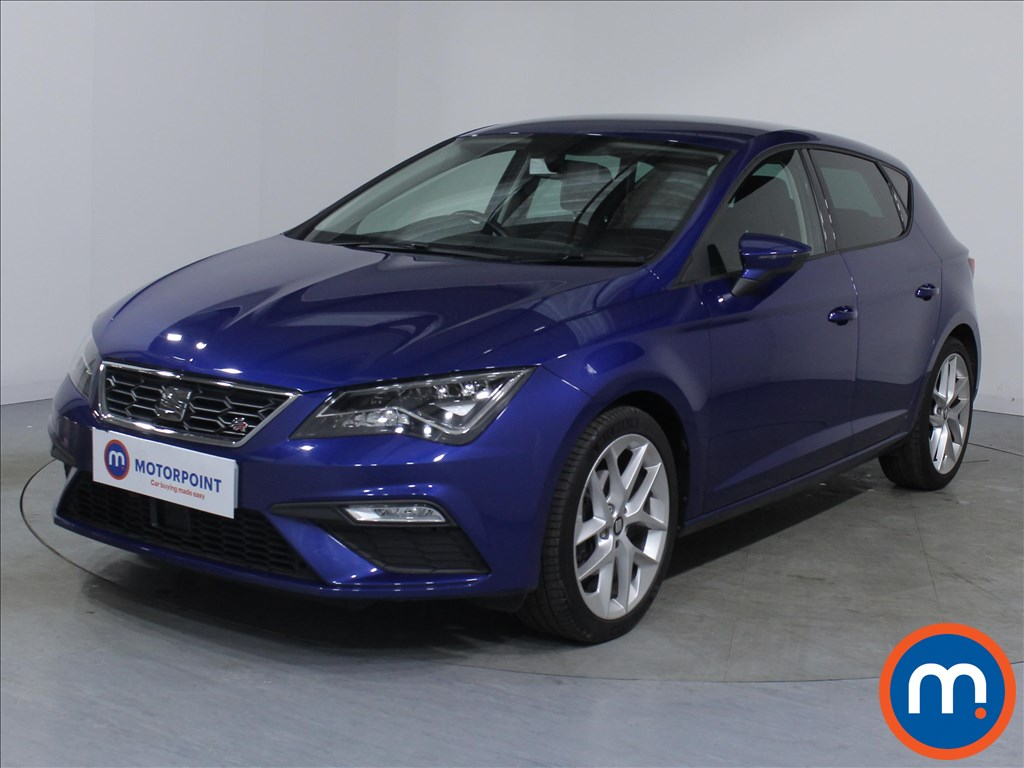 Seat Leon FR Technology - Stock Number 1072760 Passenger side front corner