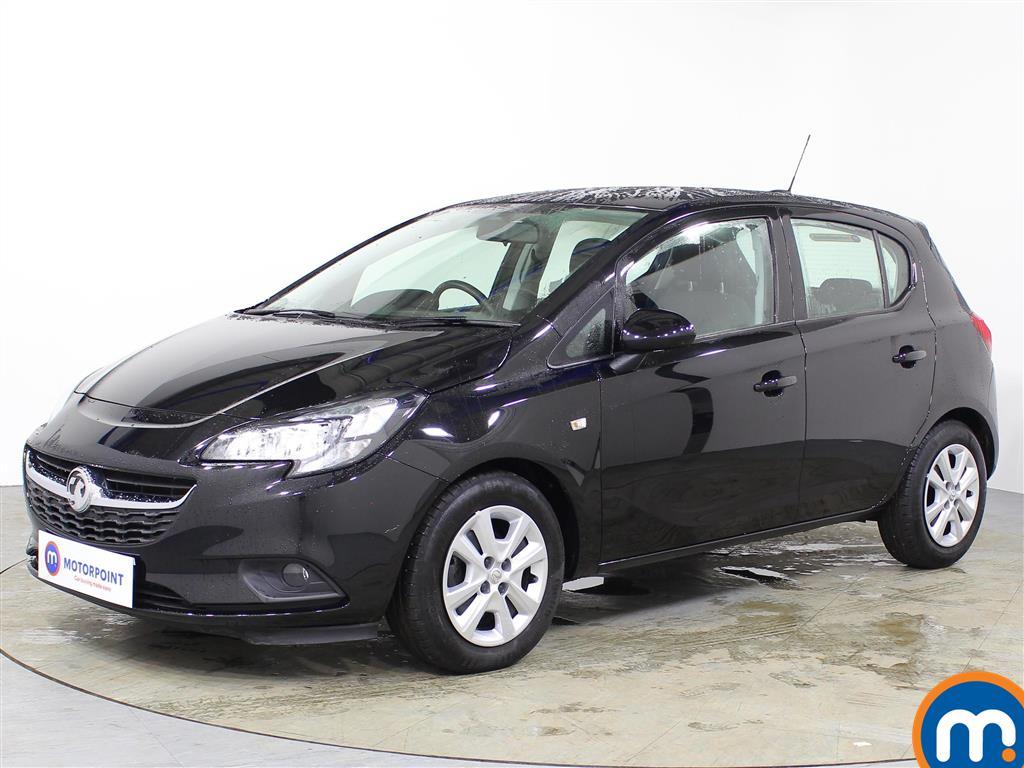 Vauxhall Corsa Design - Stock Number 1074562 Passenger side front corner