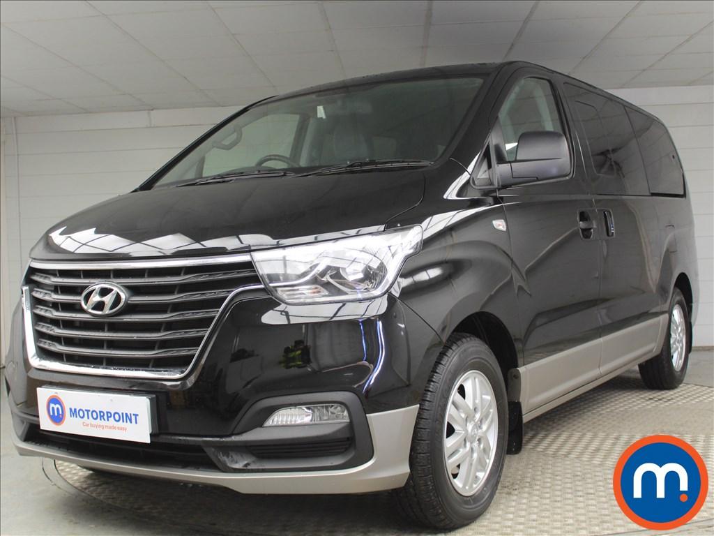 Hyundai I800 SE Nav - Stock Number 1070757 Passenger side front corner