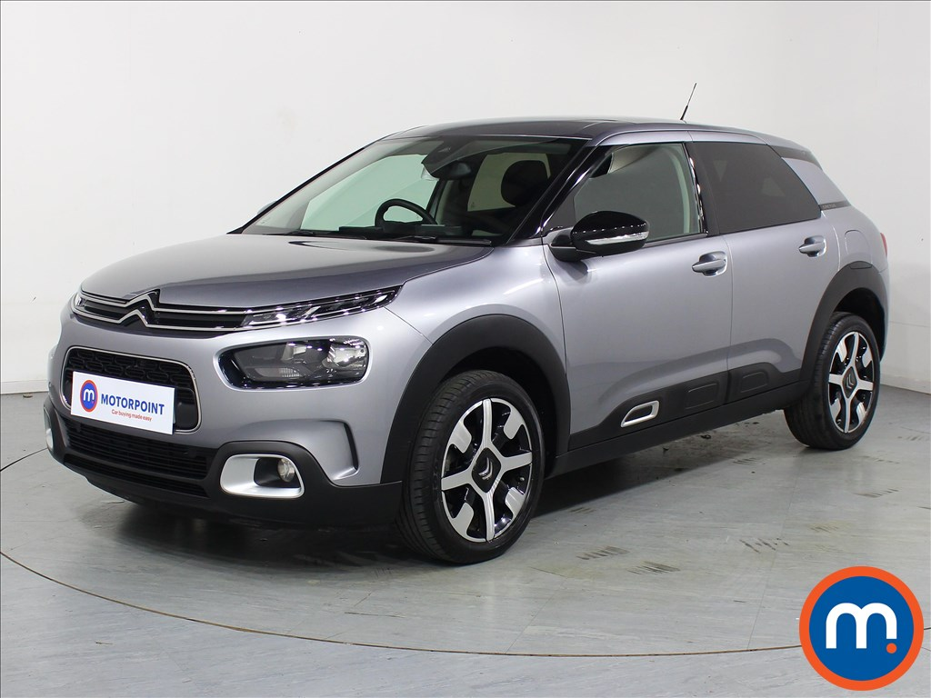 Citroen C4 Cactus Flair - Stock Number 1076163 Passenger side front corner
