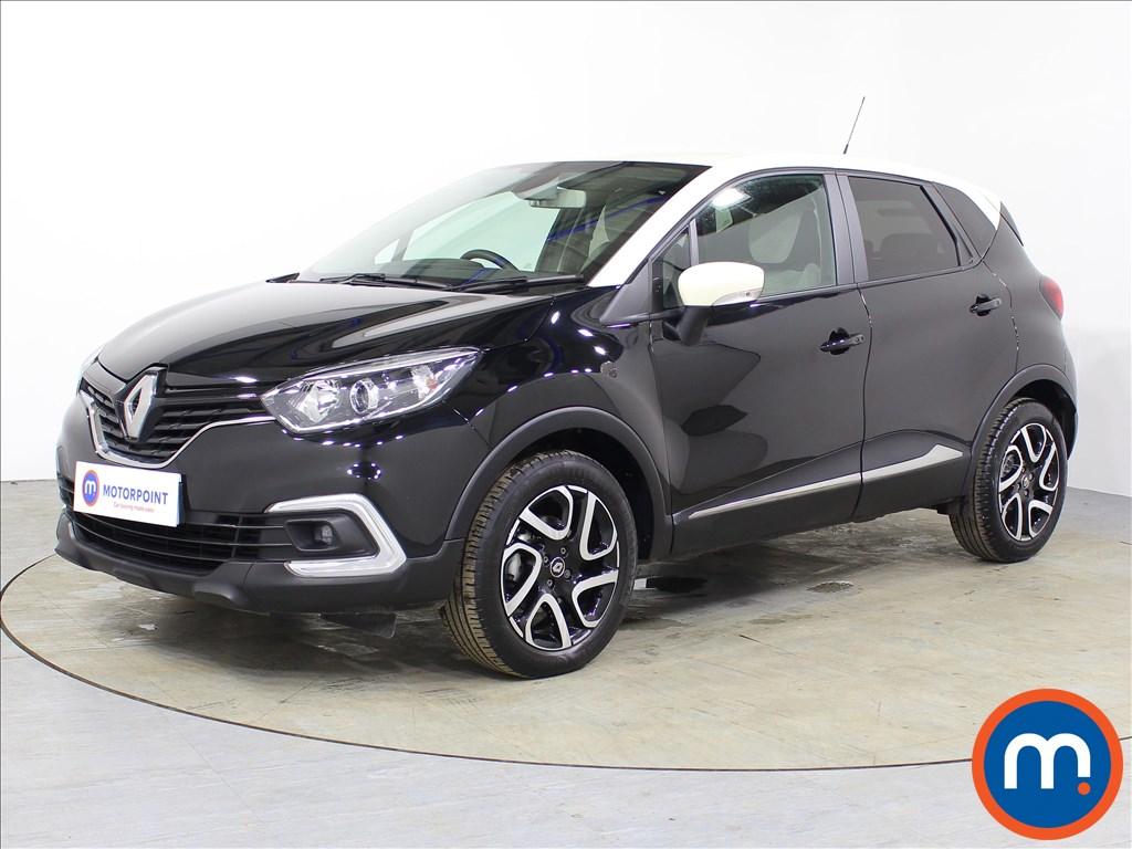 Renault Captur Iconic - Stock Number 1073019 Passenger side front corner