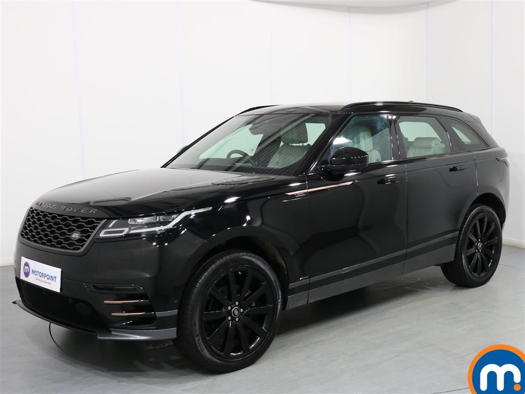 Land Rover Range Rover Velar R-Dynamic HSE - Stock Number 1073434 Passenger side front corner