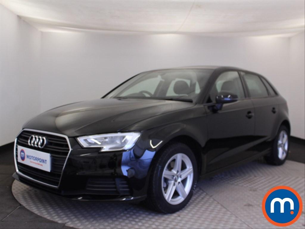 Audi A3 SE Technik - Stock Number 1071165 Passenger side front corner