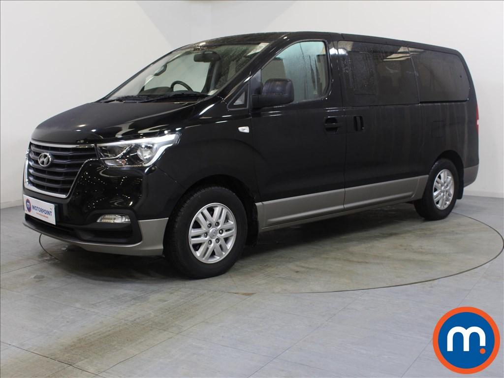 Hyundai I800 SE Nav - Stock Number 1074578 Passenger side front corner