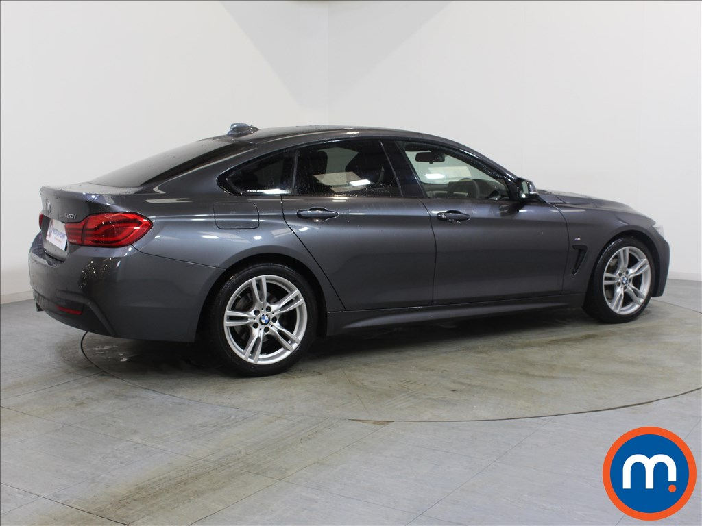 BMW 4 Series M Sport - Stock Number 1074942 Passenger side front corner