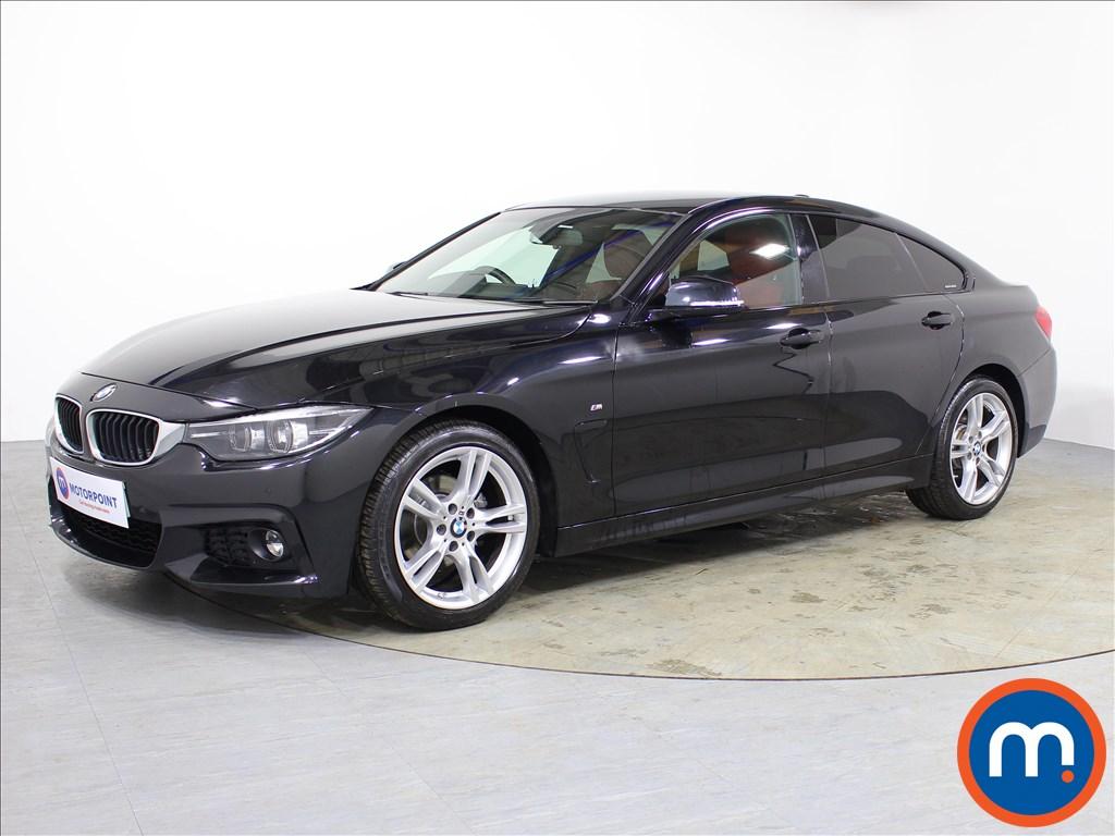 BMW 4 Series M Sport - Stock Number 1074940 Passenger side front corner