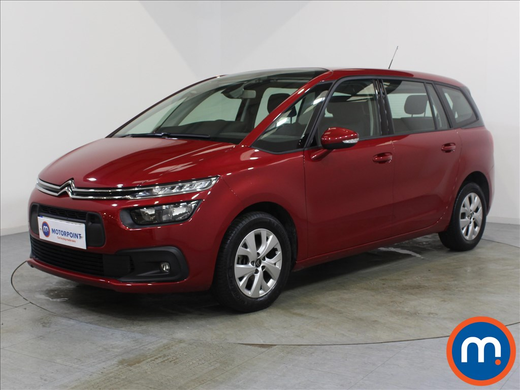 Citroen Grand C4 Spacetourer Touch Edition - Stock Number 1063043 Passenger side front corner