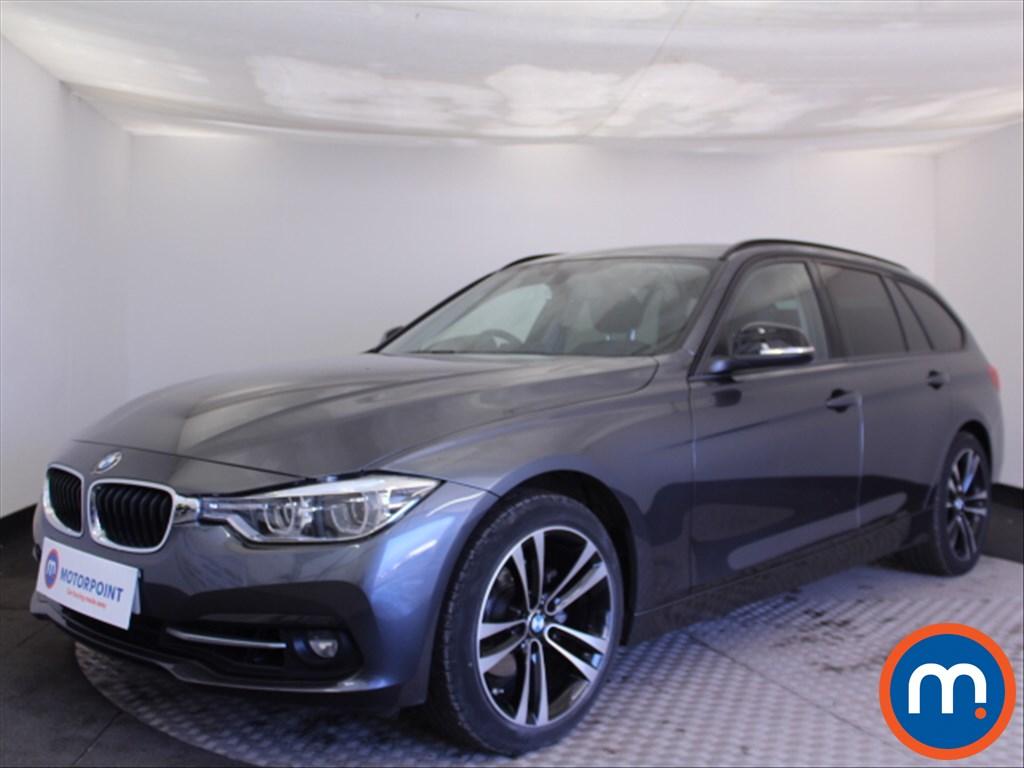 BMW 3 Series Sport - Stock Number 1071991 Passenger side front corner