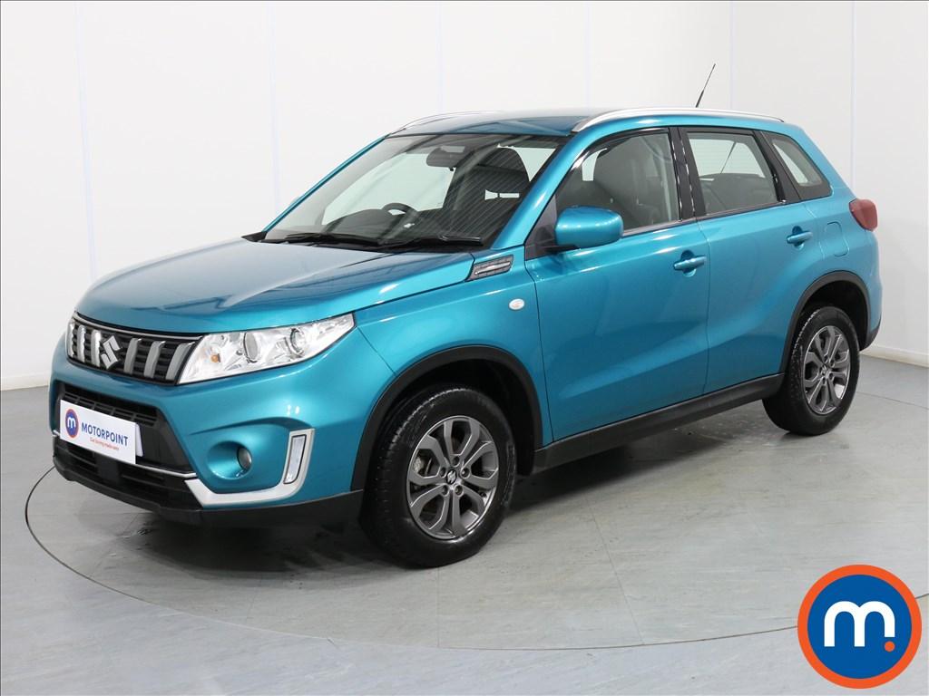 Suzuki Vitara SZ4 - Stock Number 1071010 Passenger side front corner
