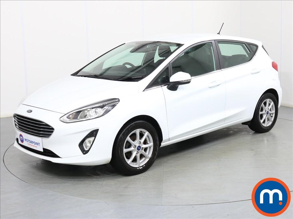 Ford Fiesta Zetec - Stock Number 1075837 Passenger side front corner
