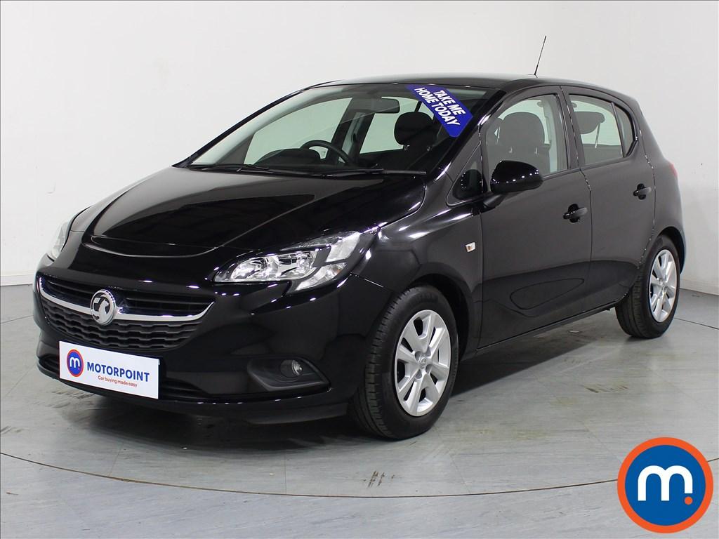 Vauxhall Corsa Design - Stock Number 1073792 Passenger side front corner