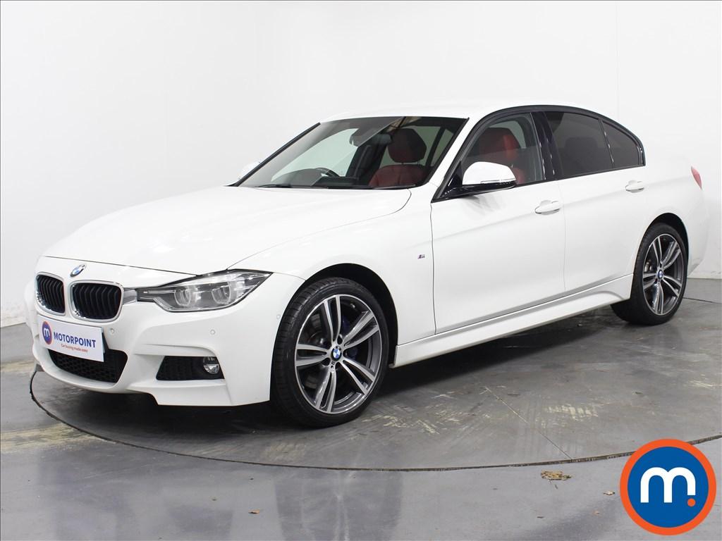 BMW 3 Series M Sport - Stock Number 1069958 Passenger side front corner