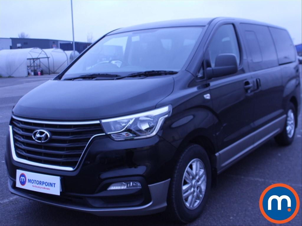 Hyundai I800 SE Nav - Stock Number 1078030 Passenger side front corner