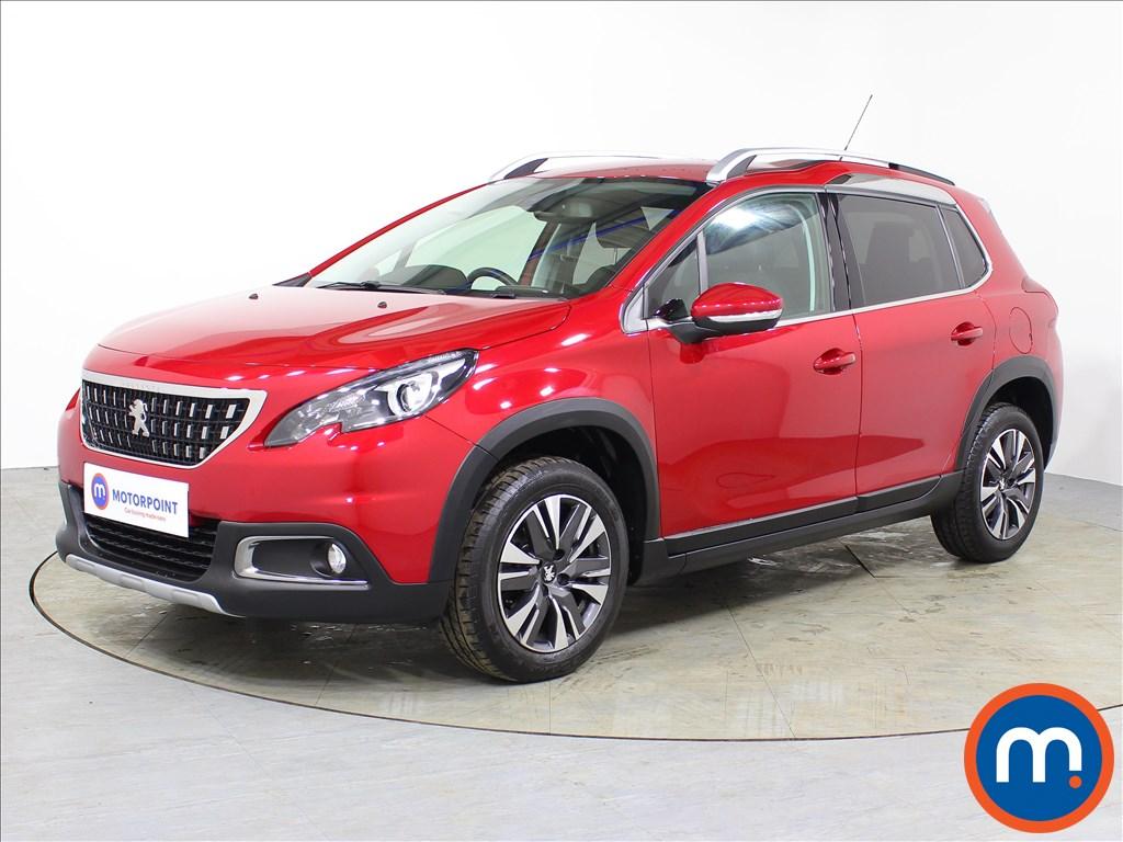 Peugeot 2008 Allure - Stock Number 1075789 Passenger side front corner
