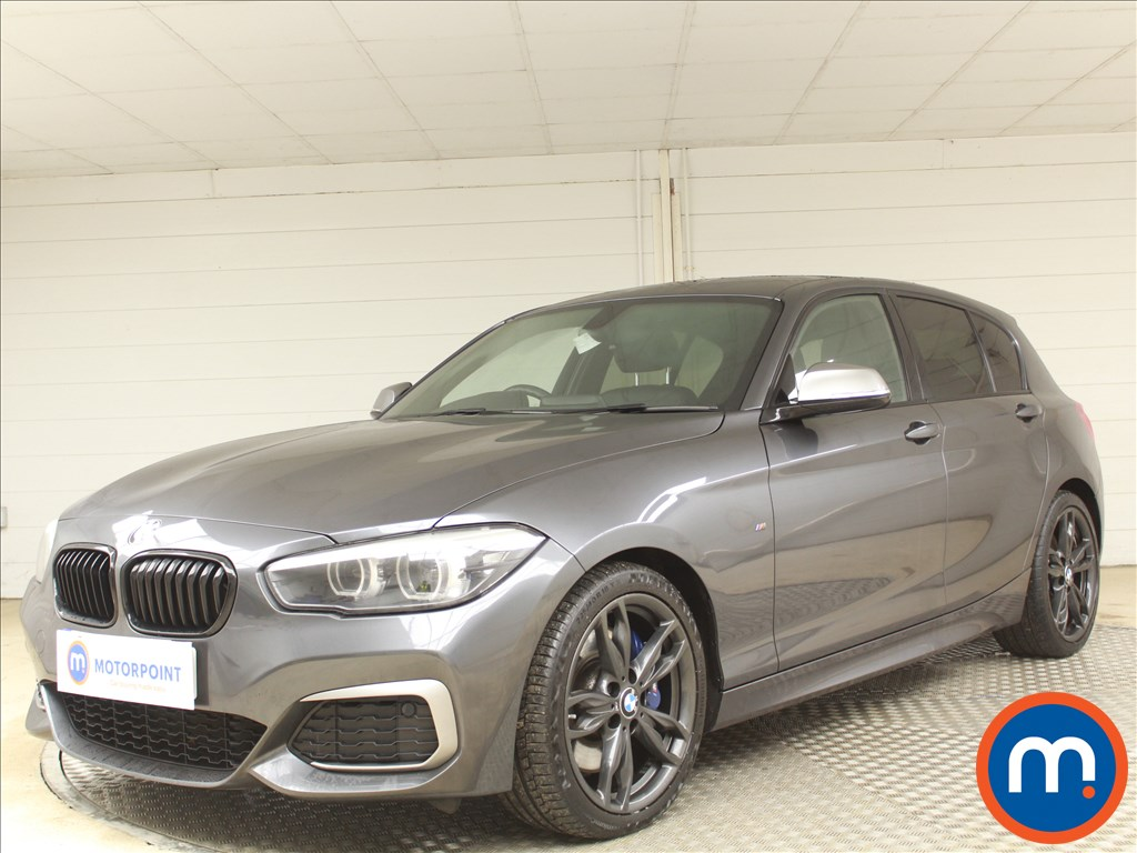 BMW 1 Series M140i Shadow Edition - Stock Number 1075296 Passenger side front corner