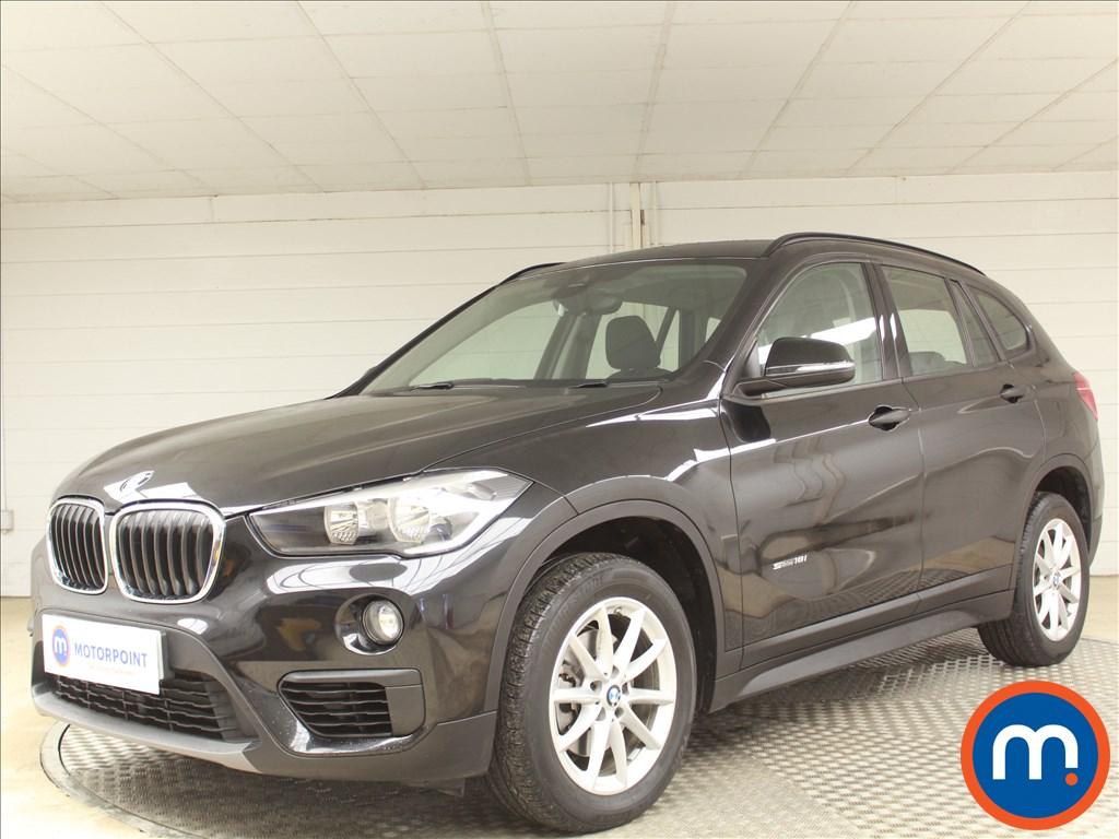 BMW X1 SE - Stock Number 1076189 Passenger side front corner