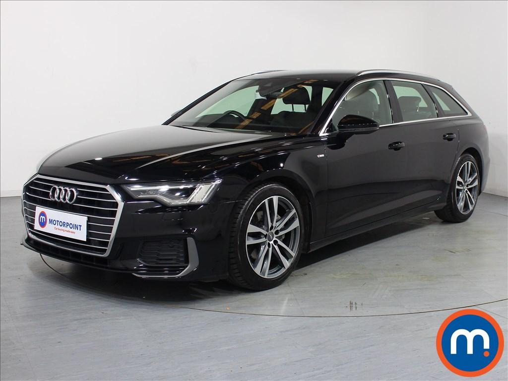 Audi A6 S Line - Stock Number 1073415 Passenger side front corner