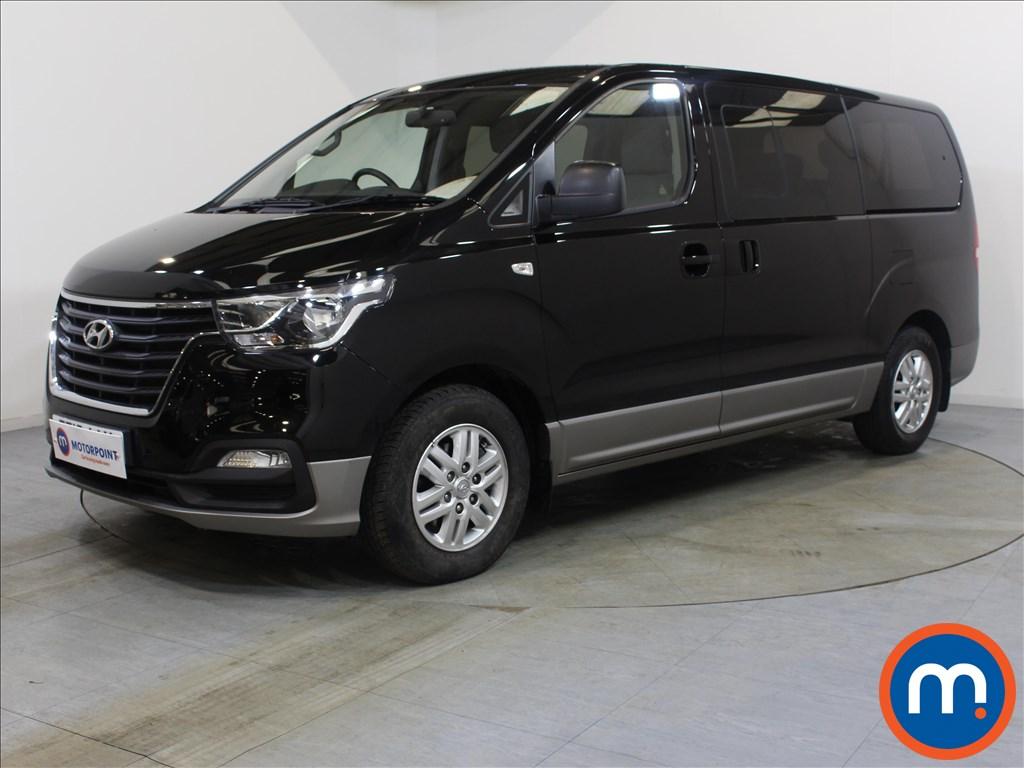 Hyundai I800 SE Nav - Stock Number 1078029 Passenger side front corner