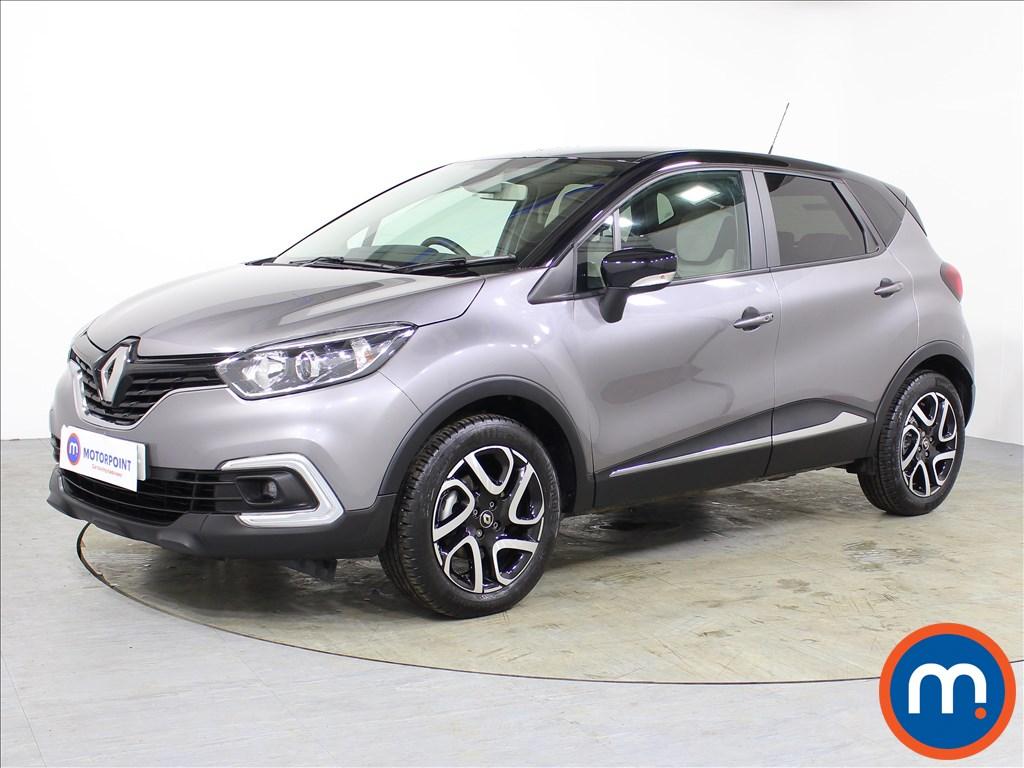 Renault Captur Iconic - Stock Number 1073284 Passenger side front corner
