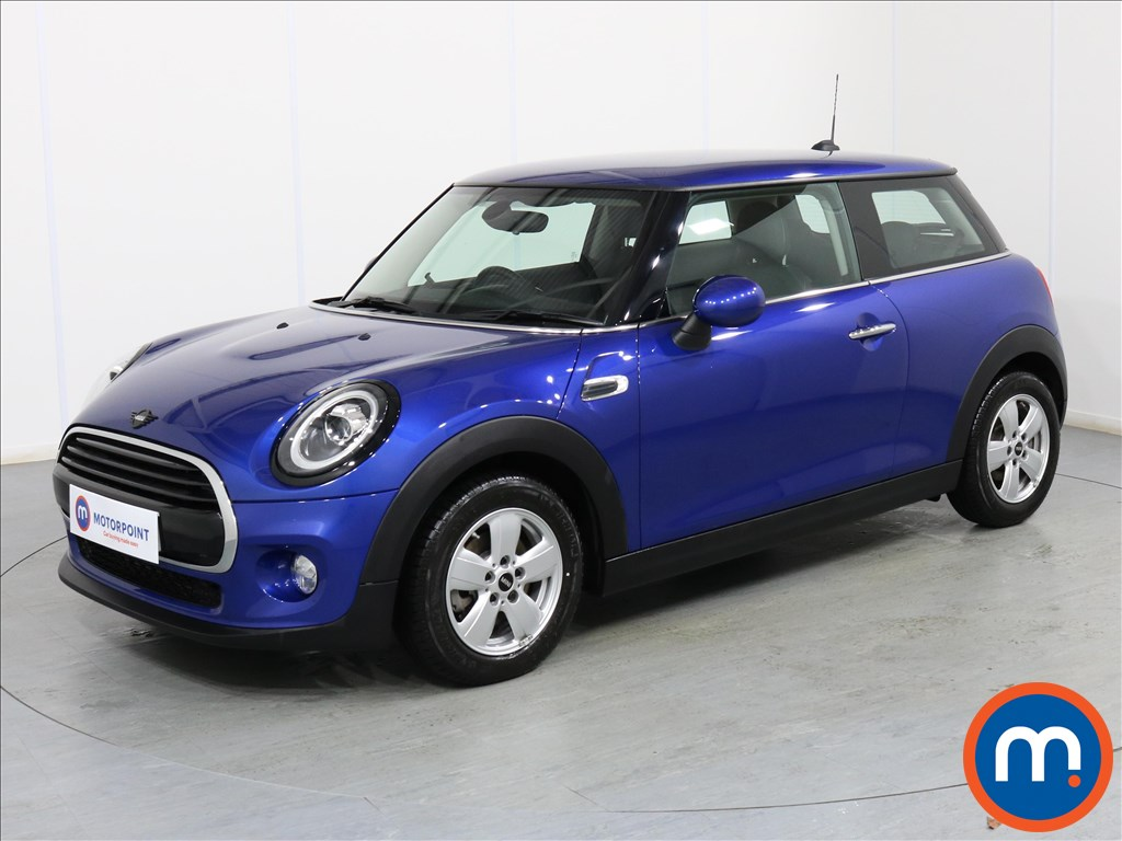 Mini Hatchback Cooper - Stock Number 1074778 Passenger side front corner