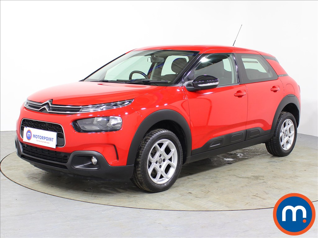 Citroen C4 Cactus Feel - Stock Number 1068988 Passenger side front corner