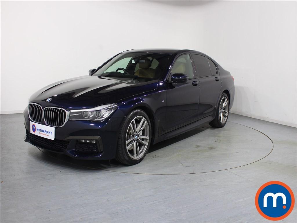 BMW 7 Series M Sport - Stock Number 1072050 Passenger side front corner