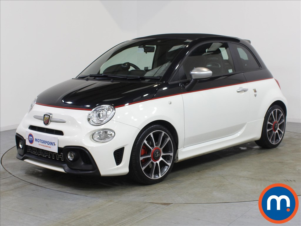 Abarth 595 Turismo - Stock Number 1075941 Passenger side front corner